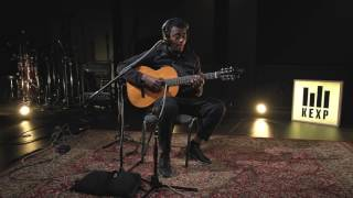 Seu Jorge - Rebel Rebel (Live on KEXP)