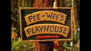 Pee Wee's Playhouse Season 1 Opening and Closing Credits and Theme Song