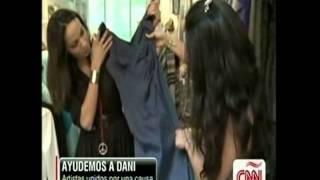 Artistas Unidos Por Dani en CNN en español.mpg