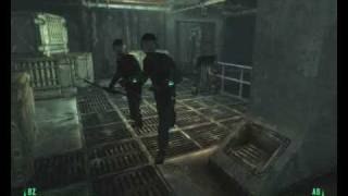 Fallout 3 - Kill overseer and exit Vault 101 !!!