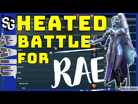 RAID SHADOW LEGENDS | GET A RAE, GIVE A RAE! MY ACCOUNT SUMMONS FOR THE RAE TOURNAMENT