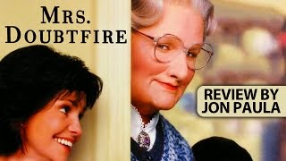 Mrs. Doubtfire -- Movie Review #JPMN