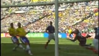 Copa 1998 - 1ª Fase - Brasil 2 x 1 Escócia