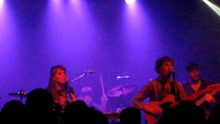 Givers - Ceiling of Plankton (live @ XOYO, London)