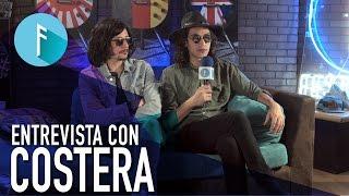 Conoce a Costera, una de las bandas que brillarán en el Vive Latino 2017