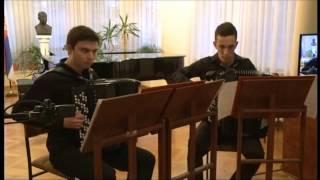 W. A. Mozart - Eine kleine Nachtmusik: 1. Allegro
