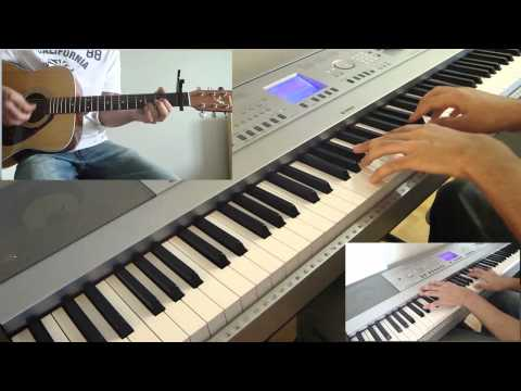 Never Say Never The Fray Piano Chords Gallery Chord Guitar Finger