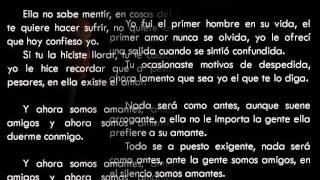 Amantes - Daniel y Marcos [Prod By MarkBlade y Louiz D]