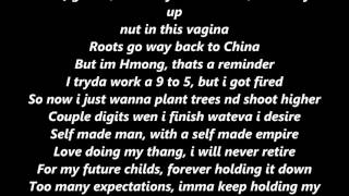 Hmong Rap Smoke Weed And Live My Life by Toxic T