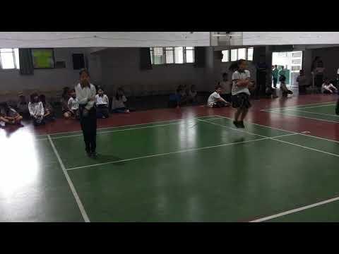 跳繩競賽 - YouTube