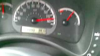 Fiat Panda 1,2 top speed max