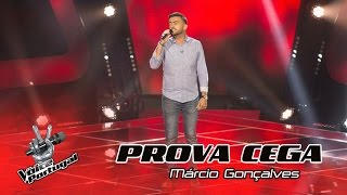"Márcio Gonçalves - ""Quase Perfeito"" | Provas Cegas | The Voice Portugal"