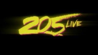Promoción del nuevo show WWE 205 Live