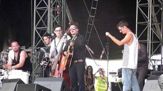 Billy Barman feat. Hafner - Orbit (live ludovka version)
