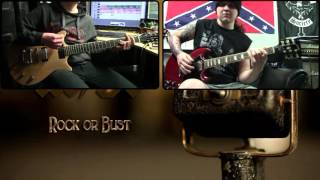 AC/DC Rock Or Bust Full Band Cover