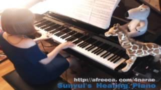 Wild Side - Roberto Cacciapaglia (Piano Cover by Sunyul)