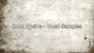 Vocal Samples
