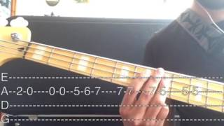 Mujer Amante - Rata Blanca Parte 1 Cover Bass