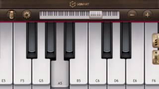 narnia - the battle song piano tutorial