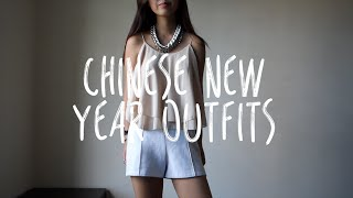 Quick CNY Outfits