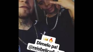Gera Mxm - Dimelo Pa' ft Reis Belico (Preview)