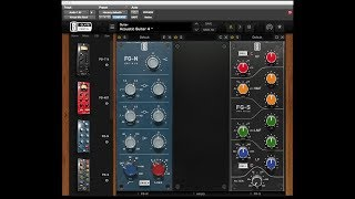 Slate VMR Clever feature : Going from Stereo to Mono easily.