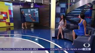 Raquel Mendez Clima Al Aire 29 De Mayo 2018