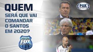 Luxa, Pékerman, Ángel Ramírez ou outro: quem será técnico do Santos?