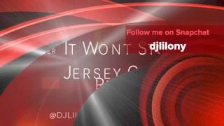 Sevyn Streeter - It Won't Stop ( Jersey Club Remix ) - DJ Lilo #VMG ( IG @DJLILONY )