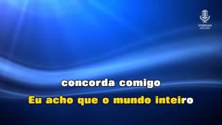 ♫ Karaoke TEMPO É DINHEIRO - Agir