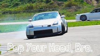 """2003 350Z - """"Pop Your Hood, Bro"""" - Episode 37"""