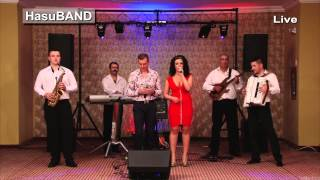 HasuBand, Florin si Karina .(Nicolae, Nicolae) live 2014
