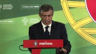 A1 Report - Prezantohet Fernando Santos Kualifikoi Portugalinë në Francë 2016