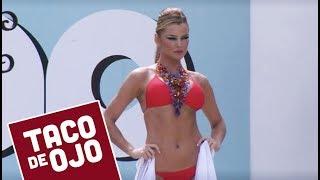 Marjorie de Sousa bikini rojo | Taco de Ojo