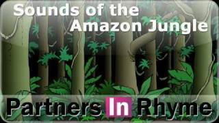 Sounds of the Amazon Jungle from Sound-effect.com
