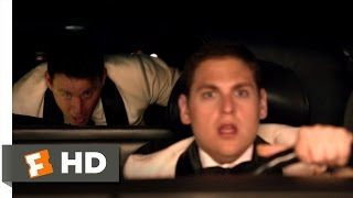 21 Jump Street - Limo Chase Scene (9/10) | Movieclips