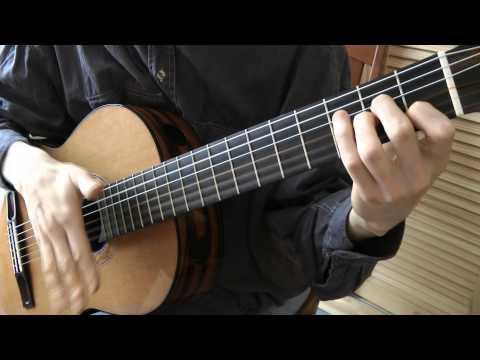 Comment jouer Voila l'été des Négresses Vertes à la guitare