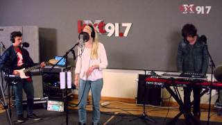 "London Grammar - ""Strong"" - KXT Live Sessions"