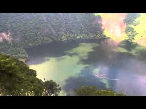 Green Pathways Tours Nicaragua: Hiking Cosiguina Volcano 2010