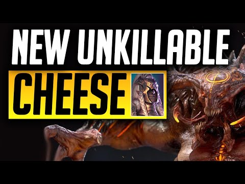 RAID | *NEW UNKILLABLE* PARAGON CHEESE THE CLAN BOSS!