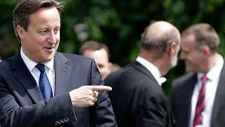 Red Box Rap Battle: Cameron, Balls Et Al 'Break It Down' Ahead Of The Budget