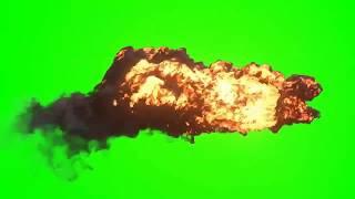 Efek Api Chrome Key Kinemaster