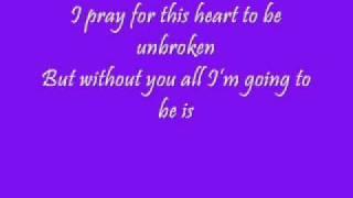 Incomplete - Backstreet Boys - With Lyrics