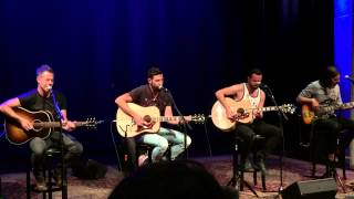 Old Dominion - Break Up With Him Live CMA Fest 2015
