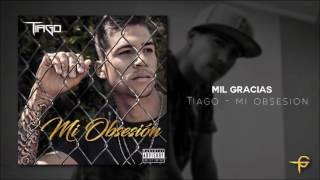 Tiago - Mil Gracias ( Cover Audio )