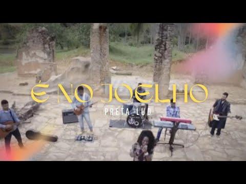 E No Joelho de Ludmila Ferreira Letra y Video