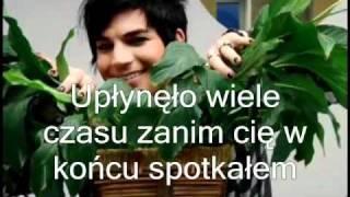 Adam Lambert - Music Again (tłumaczenie) PL