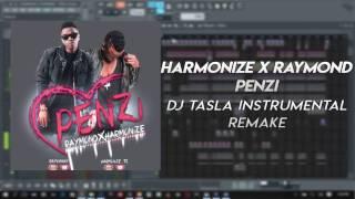 Harmonize Ft. Raymond - PENZI (Instrumental) | Dj Tasla Remake - FLP Playthrough