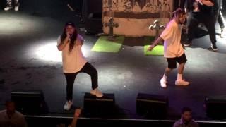 $uicideboy$ - Champion of Death (Live in LA, 11/6/2016)