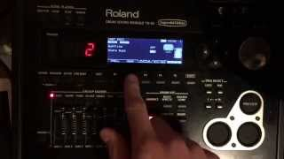 How To Get The Perfect Kick Sound Out Of Your Roland TD30 Module.